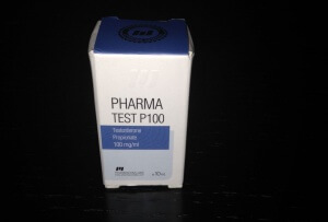 Pharmacom Labs PHARMA Test P100 (testosterone propionate)